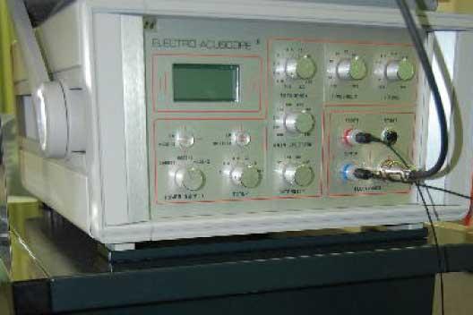 アキュスコープ・キャリー(微弱電流治療器)