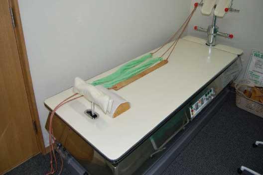 WA型理学療法器